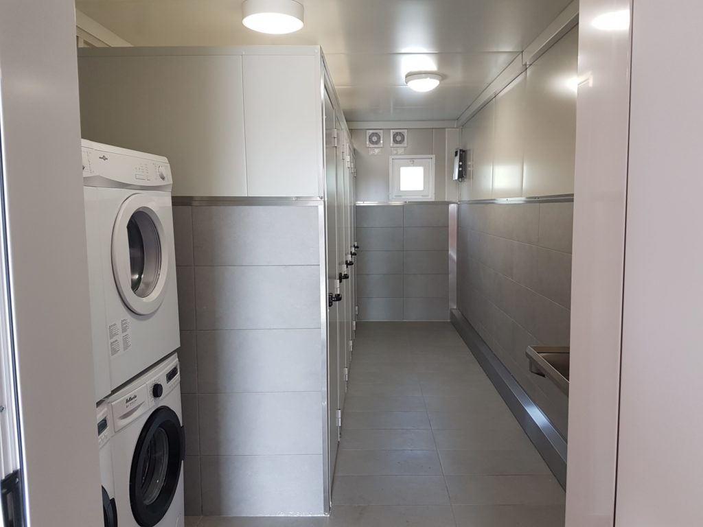 bungalow sanitaire Marseille Aix en Provence