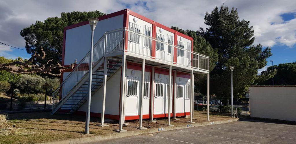 bungalow bureau Marseille Aix en Provence