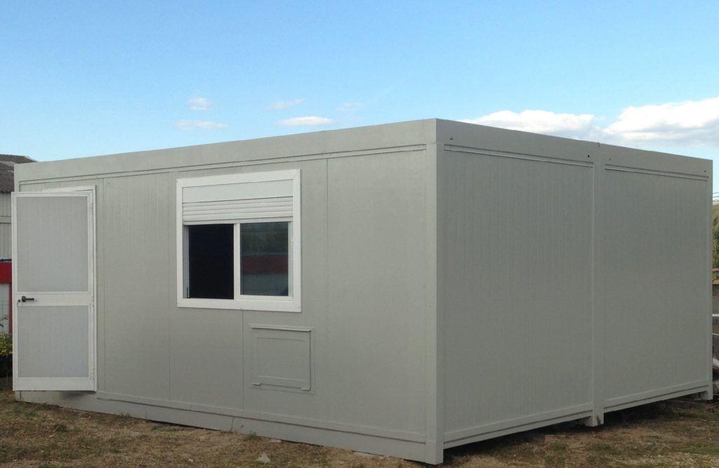 bungalow de chantier Aix en Provence