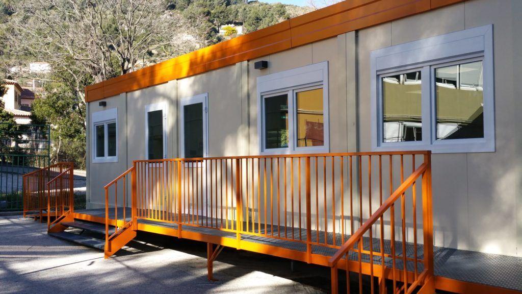 école modulaire Marseille Aix en Provence